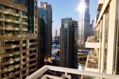 Lovely 2 Bedroom Apt w/ Burj Khalifa View in Downtown Dubai